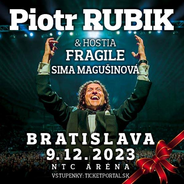 PIOTR RUBIK & hostia