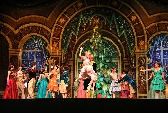 Festival klasického ruského baletu - LUSKACIK  19.10.2019
